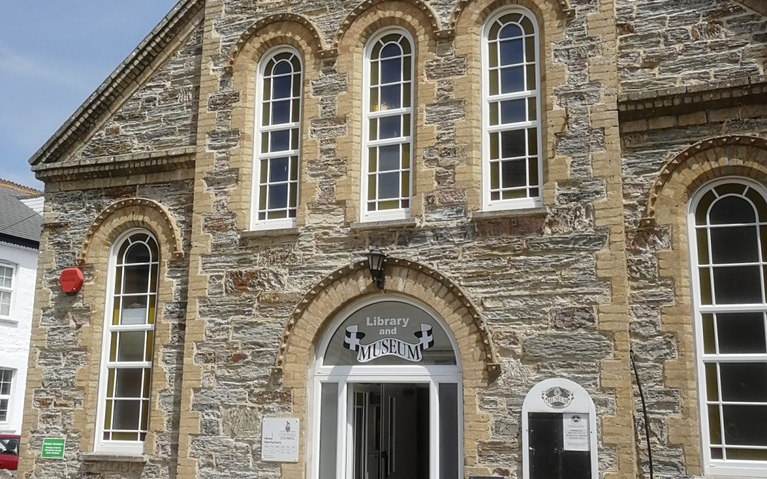 Perranporth Library – Refurbished and Open Again!