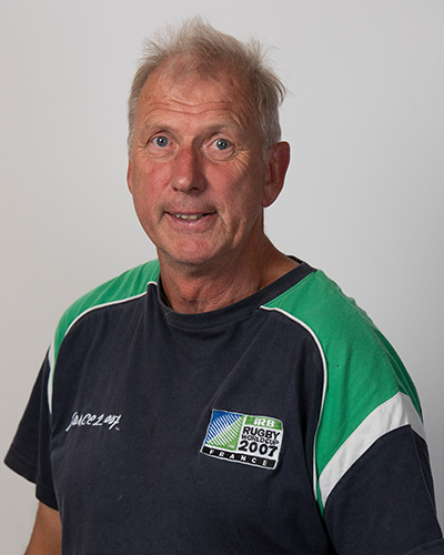 Peter Gaisford