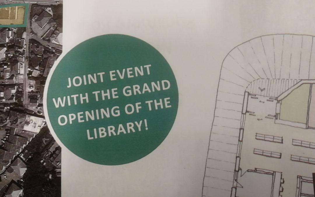 New Civic Building Plans!