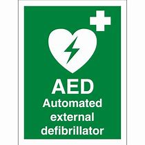 Defibs in the parish