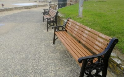 Bench for ex-councillors