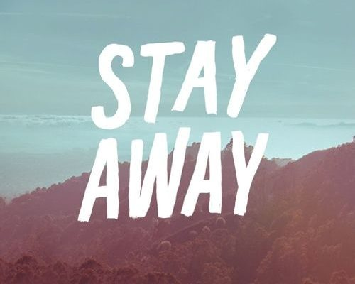 Stay Away image