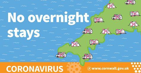 No overnight stays!