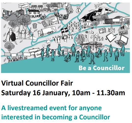 Fancy being a Councillor?