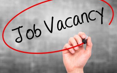 Job Vacancy – Admin Officer