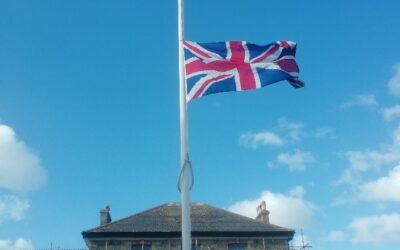 Parish Council honours Prince Philip
